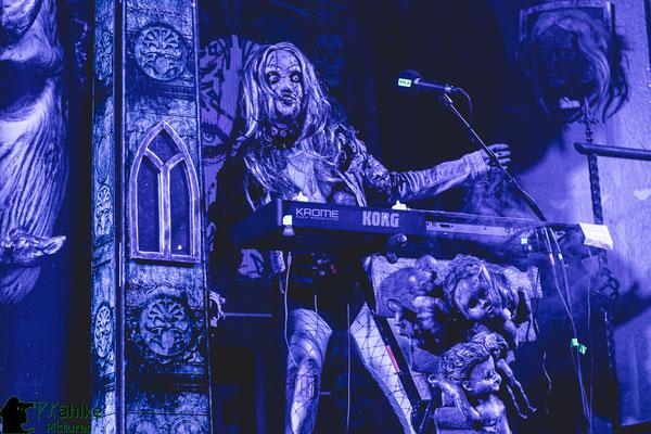 Lordi || KillecTour 2020 || 10.03.2020 || Backstage München
