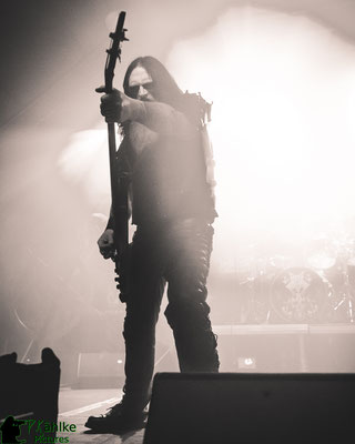 Dark Funeral || Lucifer Rising Festival || 30.12.2019 || TonHalle München