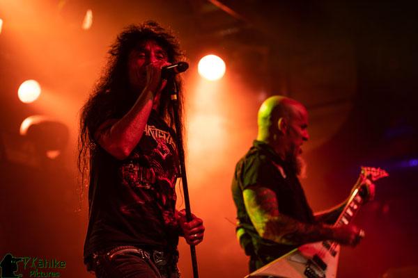 Anthrax || 06.08.2019 || Backstage München