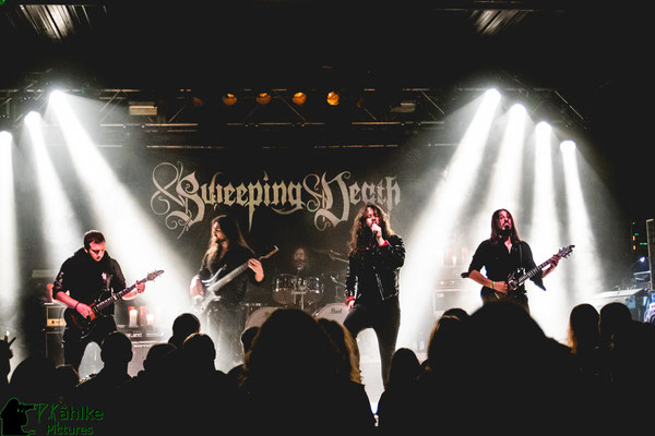 Sweeping Death || Metallic X-Mas 2019 || 26.12.2019 || Backstage München