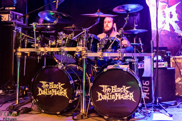 The Black Dahlia Murder || 23.02.2018 || Backstage München