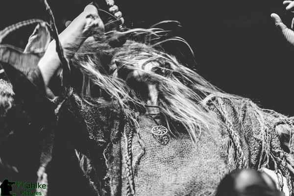 Arkona || The Masters of Destiny Tour || 28.11.2019 || Backstage München