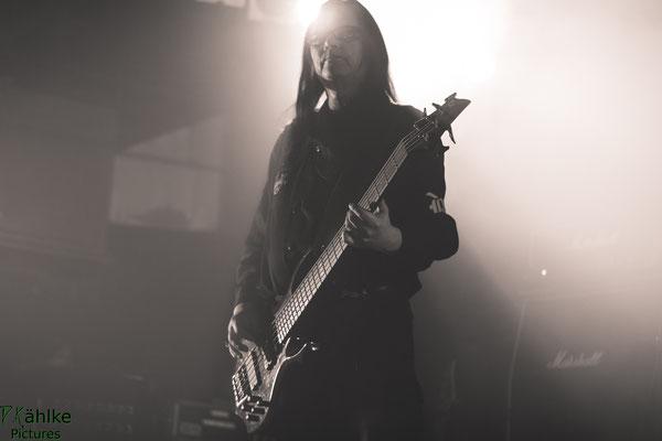 Bethlehem    Dark Easter Metal Meeting    31.03.2018    Backstage München