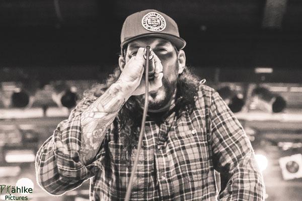 Madball || 21.01.2018 || Backstage München