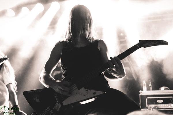 Dust Bolt || 20.07.2019 || Backstage München