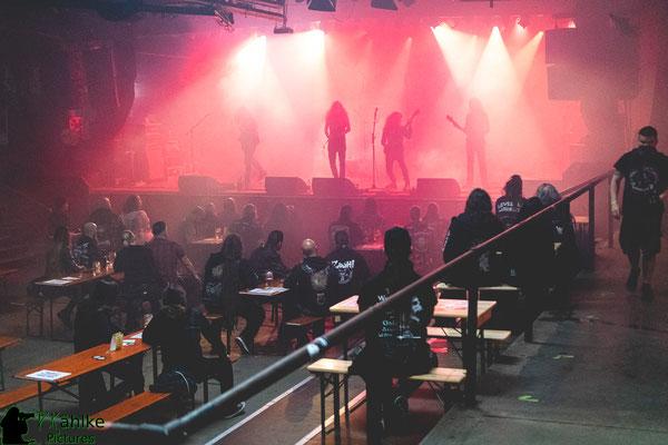 Khaos || Abstandskonzert || 24.10.2020 || Backstage München