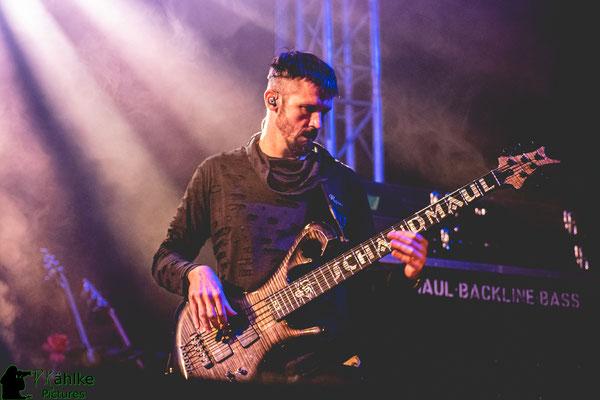 Schandmaul || Abstandskonzert || 09.10.2020 || Backstage München