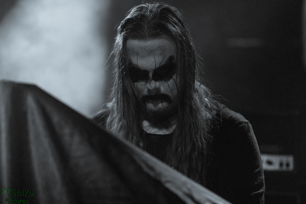 Gehenna | Dark Easter Metal Meeting 2019 | Backstage München