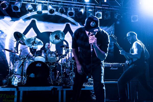 Alien Ant Farm || 27.02.2018 || Backstage München