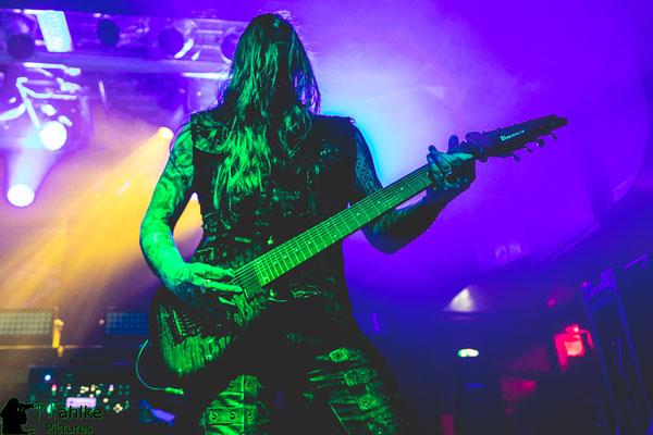 Carnifex || Human Target Tour 2020 || 08.02.2020 || Backstage München