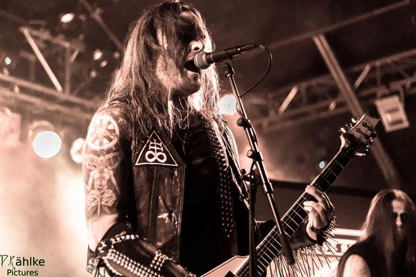 Unlight    Dark Easter Metal Meeting    31.03.2018    Backstage München
