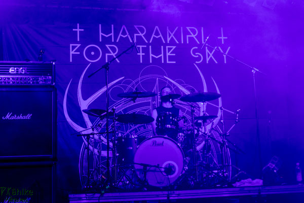 Harakiri For The Sky | Dark Easter Metal Meeting 2019 | Backstage München