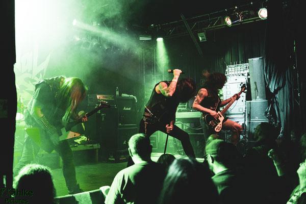 Nocturnal || 26.12.2018 || Backstage München