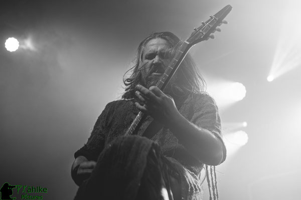 Arkona || The Masters of Destiny Tour || 28.11.2019 || Backstage München