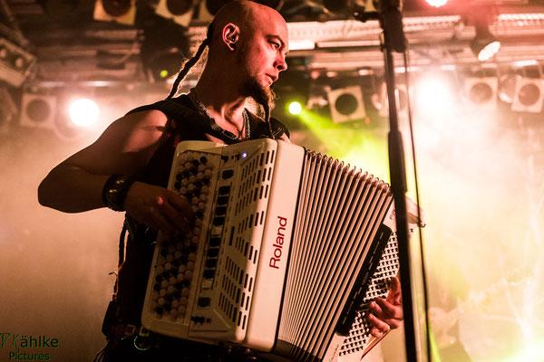 Korpiklaani || 02.03.2018 || Backstage München