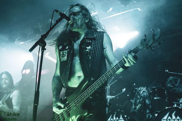 Sodom || 16.12.2018 || Backstage München