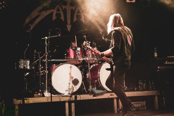 Satan || 18.02.2019 || Backstage München