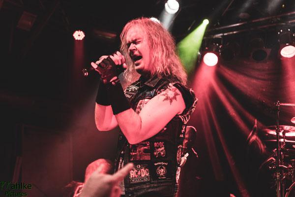 Grave Digger || 14.01.2019 || Backstage München