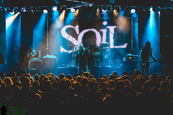 Soil || 13.10.2019 || Backstage München
