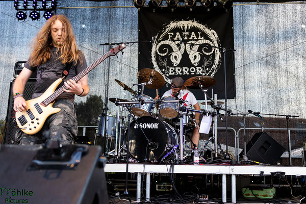 Fatal Error | Bavarian Battle Open Air