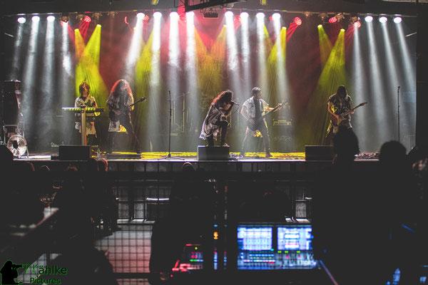 Amplified Memory || Abstandskonzert || 11.09.2020 || Backstage München