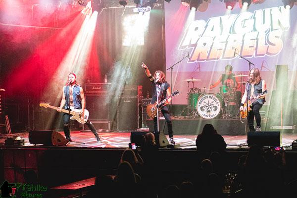 Raygun Rebels || Abstandskonzert || 17.07.2020 || Backstage München