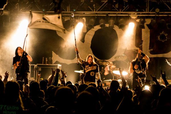 Soil || 27.02.2018 || Backstage München
