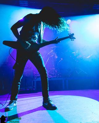 Hateful Agony || Metallic X-Mas 2019 || 26.12.2019 || Backstage München