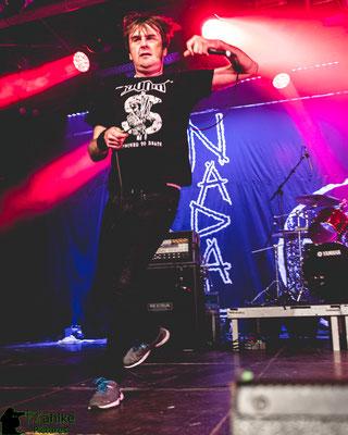 Napalm Death    Campain For Musical Destruction Tour 2020    06.03.2020    Backstage München