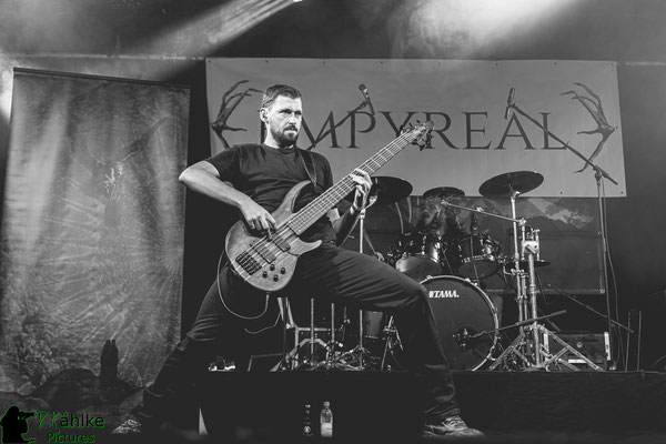 Empyreal || Abstandskonzert || 05.09.2020 || Backstage München