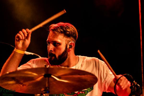 A Traitor Like Judas || 29.07.2018 || Free&Easy || Backstage München