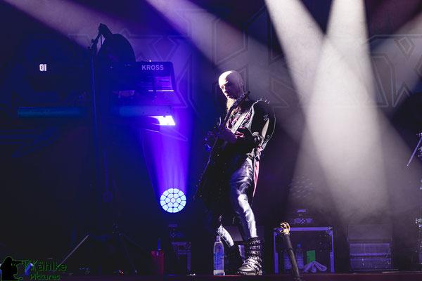 Gloryhammer || European Galactic Terrortour 2020 || 25.01.2020 || Backstage München