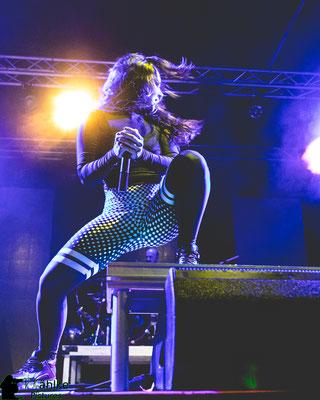 Jinjer || Abstandskonzert || 22.09.2020 || Backstage München