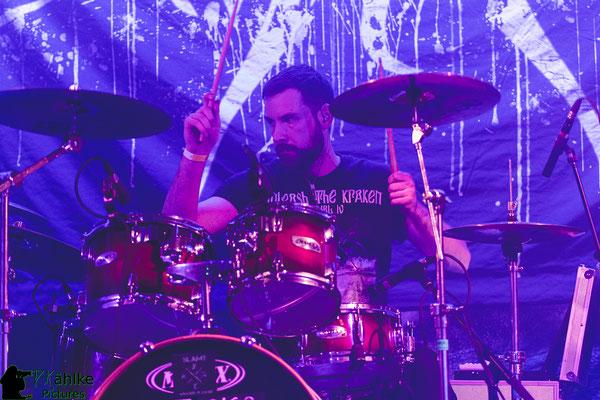 Surface || Blutfest 2019 || 22.11.2019 || Backstage München