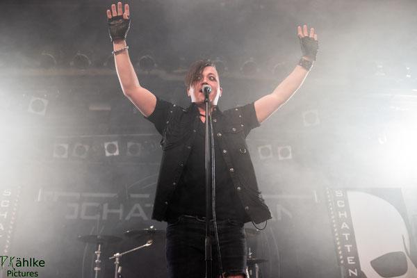 Schattenmann || 14.04.2018 || Backstage München
