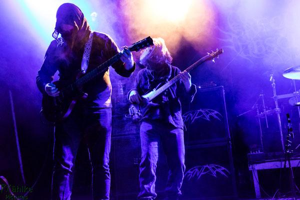 Saeculum Obscurum || 23.03.2018 || Backstage München
