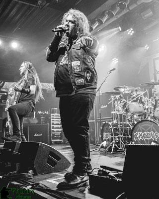 Exodus | 21.02.2020 | Backstage München