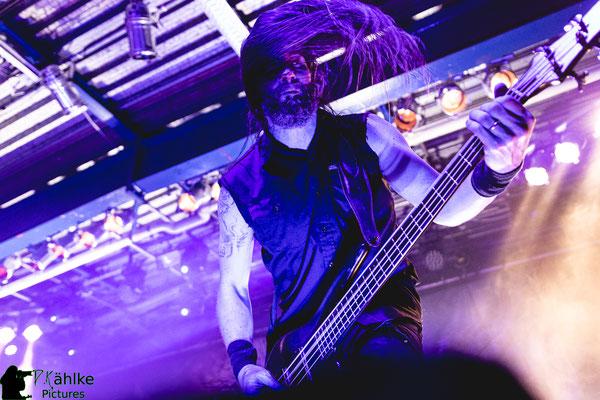 Kataklysm || MTV Headbangers Ball 2019 || Backstage München