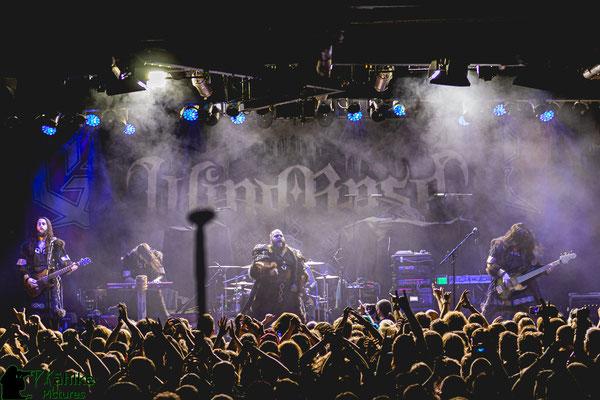 Wind Rose || European Galactic Terrortour 2020 || 25.01.2020 || Backstage München