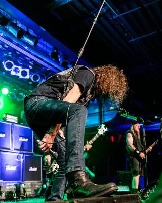 Overkill || 10.03.2019 || Backstage München