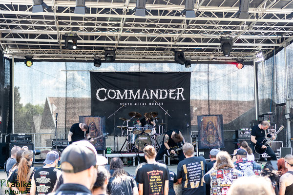 Commander || BBOA 2019 || 01.06.2019
