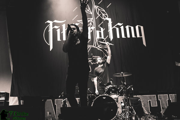 Fit For A King || 05.10.2019 || Zenith München