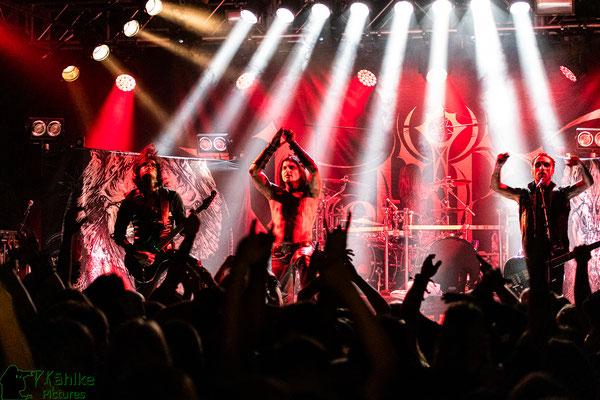 Nachtblut || 12.10.2019 || Backstage München