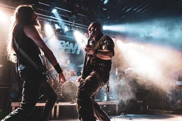 Warrant || 26.12.2018 || Backstage München