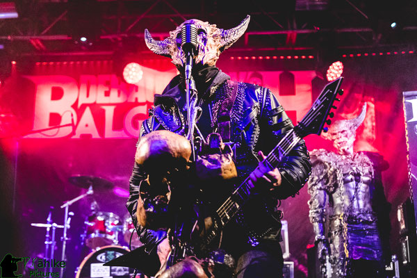 Balgeroth || Blutfest 2019 || 22.11.2019 || Backstage München