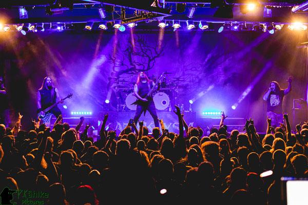 Kataklysm    MTV Headbangers Ball 2019    Backstage München