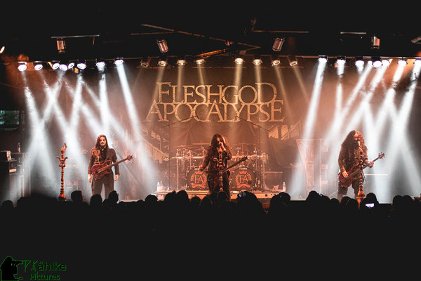 Fleshgod Apocalypse || 01.12.2019 || Backstage München