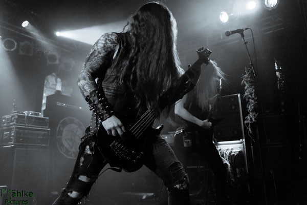 Possession | Dark Easter Metal Meeting 2019 | Backstage München
