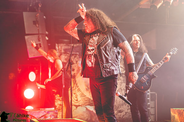 Testament || The Bay Strikes Back Tour 2020 || 21.02.2020 || Backstage München