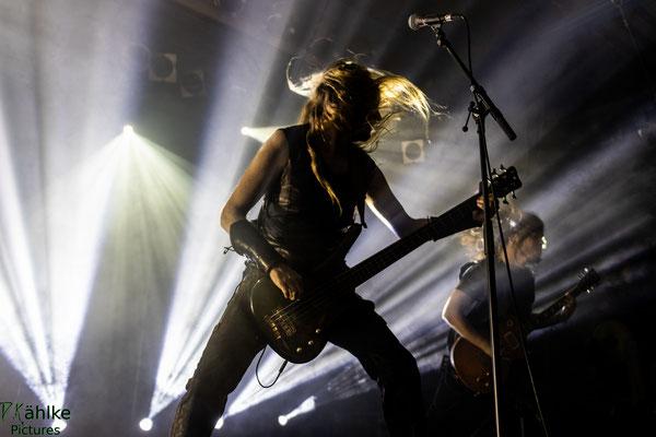 Heidevolk || 23.04.2019 || Backstage München
